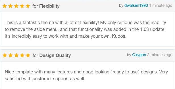Optima - Multipurpose WordPress Theme - 1